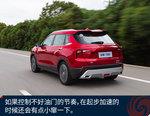 更多表现的是得心应手 试驾2018款 启辰T60