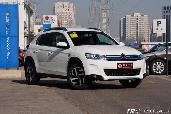 2015款 雪铁龙C3-XR 1.6L 自动先锋型