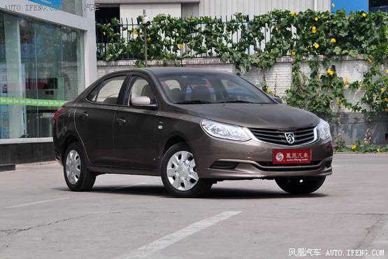 2014款 宝骏630 1.5L 手动标准型