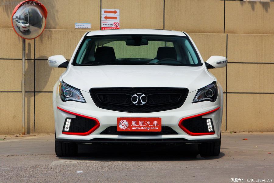 汽车图片 北京汽车 绅宝cc 2015款 1.