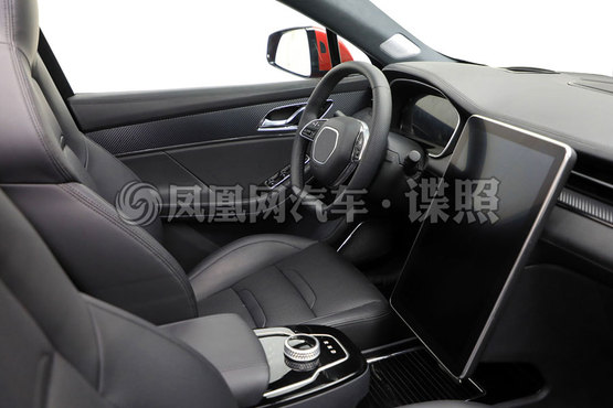 金菓EV首款智能电动SUV内饰曝光 品质感出色