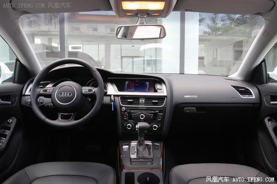 2013款 奥迪A5 Sportback 风尚版 40 TFSI