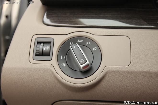 日常使用很方便,并且非常熟悉,包括大众旗下多款车型,主灯光调节都是