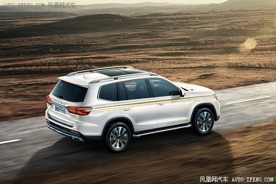 荣威RX8超群系列上市 售14.88-22.88万元/国六排放标准
