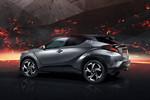 2017款 丰田C-HR Hy-Power概念车