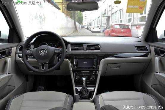2013款 大众朗行 1.6L 自动豪华型