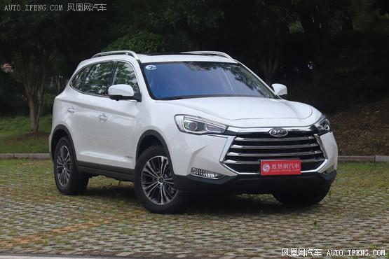 江淮瑞风S7购车优惠0.6万 欢迎试驾