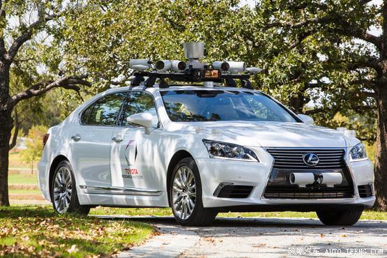 丰田自动驾驶白皮书发布 降低事故伤亡率