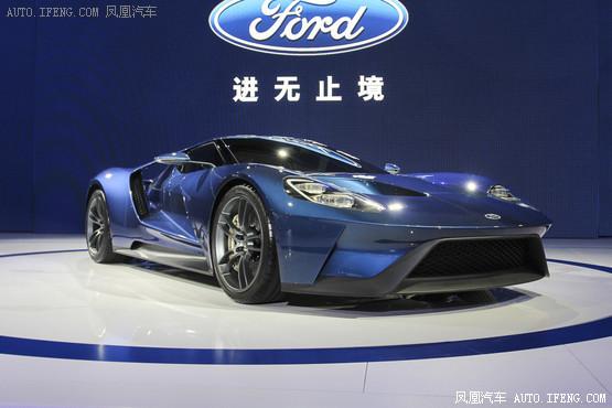 全新福特gt将于2017年在欧洲限量发售_凤凰网汽车