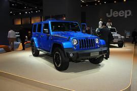 Jeep牧马人极地版