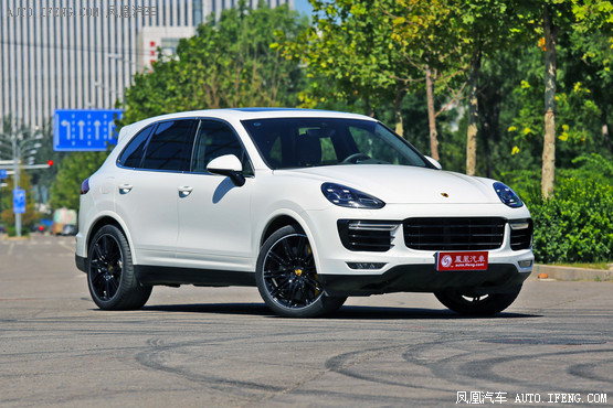 2015款 保时捷Cayenne Turbo S