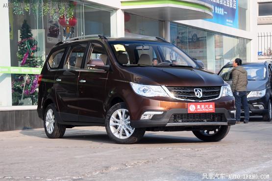 2015款 宝骏730 1.8L 手动舒适型 7座