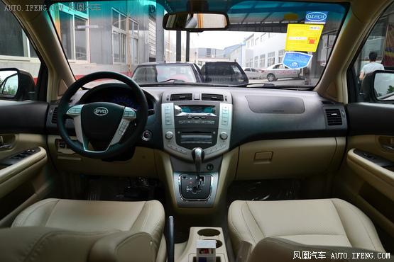 2013款 比亚迪S6 劲悦版 2.4L 自动精英型