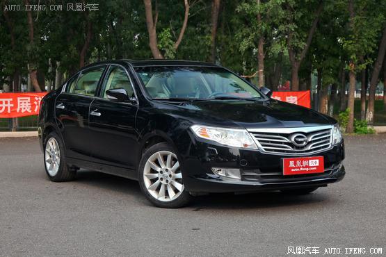 2013款 传祺GA5 2.0L 自动精英版