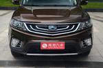 2016款 吉利远景SUV 1.8L 手动尊贵型