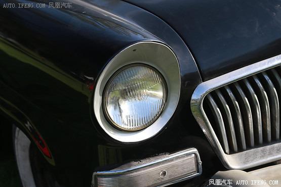 中国国际老爷车展之 经典红旗CA72高清图片