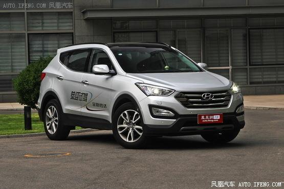 北京现代全新胜达搭载2.0t发动机