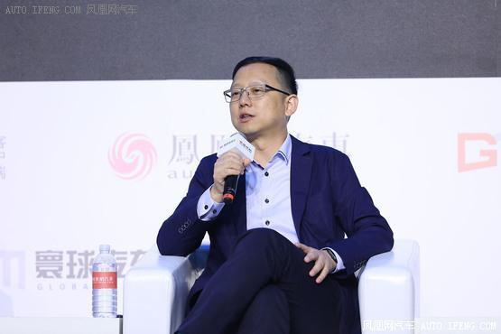 颜宏斌:卖贵车只是品牌向上中产品的一步