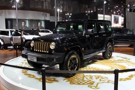 Jeep牧马人龙腾典藏版