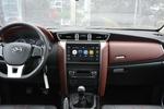 2019款 黄海N1S 2.8T 柴油四驱运动版