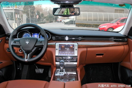 2013款玛莎拉蒂总裁3.0t 基本型高清图片