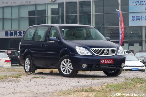 别克GL8最高优惠1.0万 少量现车在售