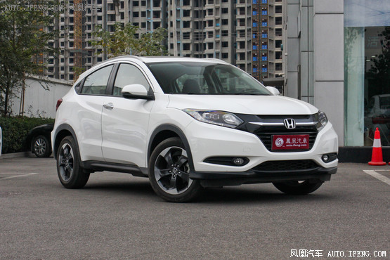 2015款 本田缤智 1.8L CVT两驱豪华型