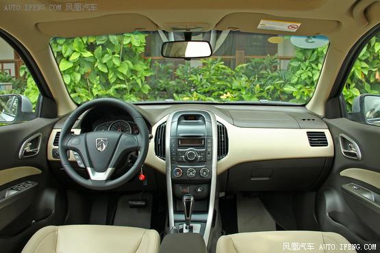 2012款 宝骏630 1.8L 自动精英型