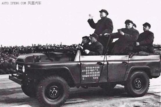 记忆 中的北京吉普212高清图片
