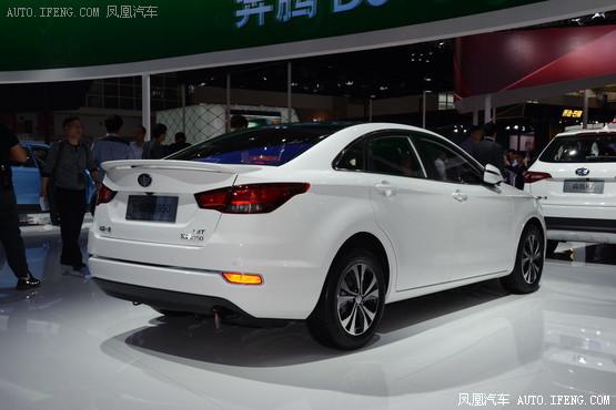 新奔腾B50预售8-12万元 7月15日将上市_车猫网