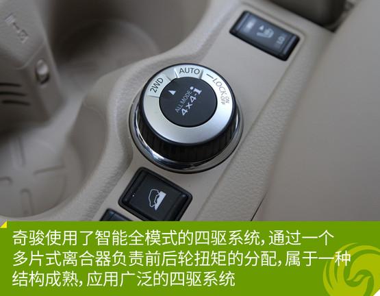 日系畅销紧凑型四驱SUV 动力强配置高
