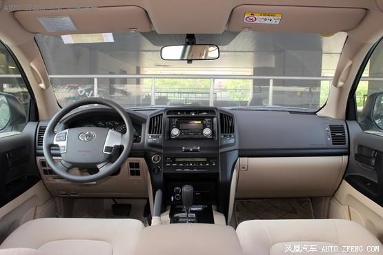 2015款 丰田兰德酷路泽 4.0L 中东版
