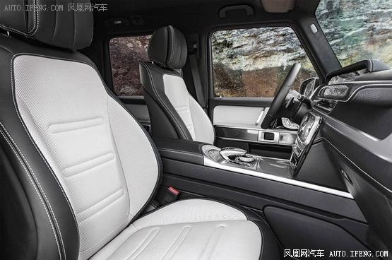 奔驰全新一代G级官图曝光 北美车展发布