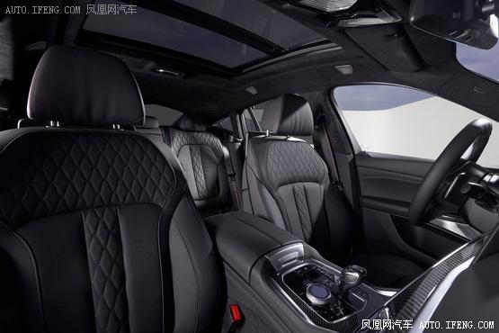2019法兰克福车展:全新宝马X6正式发布