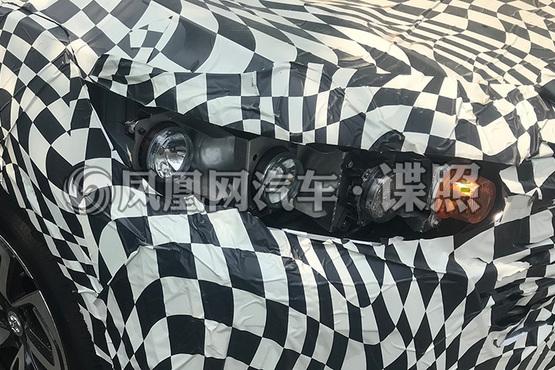 北汽绅宝C62X最新消息谍照 內饰层次感凸出/高新科技配备丰富多彩