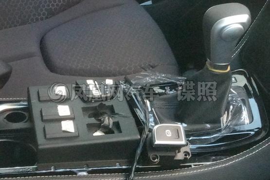驭胜S330L谍照曝光 采用2+2+3座椅布局