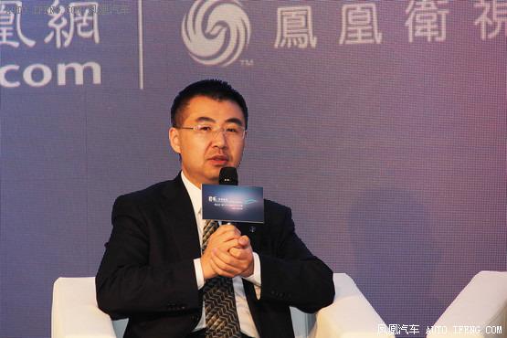 2015中国汽车凤凰论坛——长安汽车品牌公关部部长杨大勇