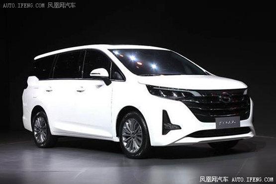 广汽传祺广州车展阵容 GM6将正式启动预售