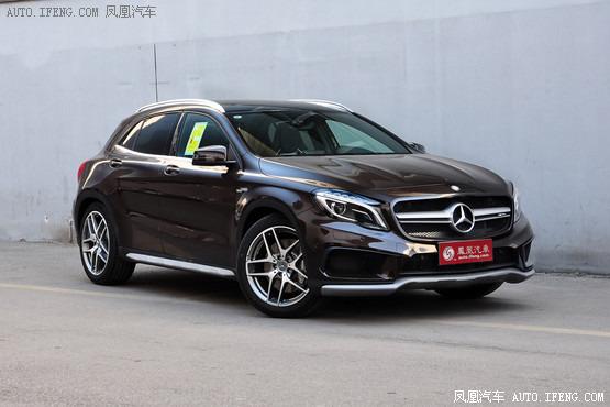武汉奔驰GLA级AMG现金优惠4万 欢迎垂询