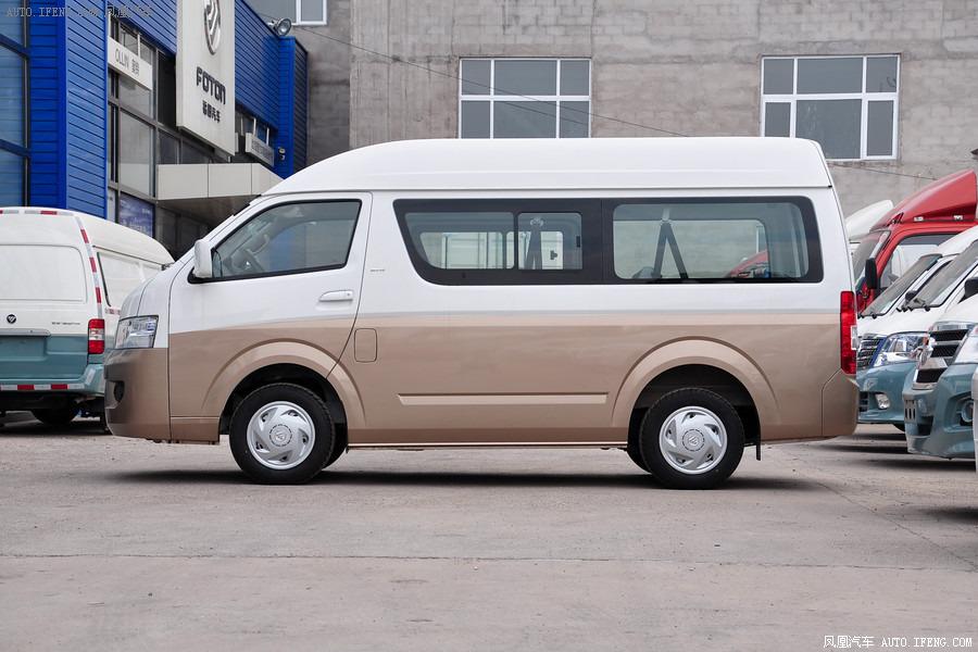 汽车图片 福田汽车 福田风景g7 2014款 2.