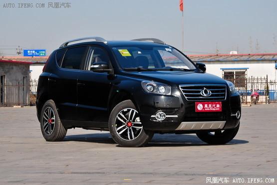 吉利GX7最高优惠0.8万元 西宁现车销售