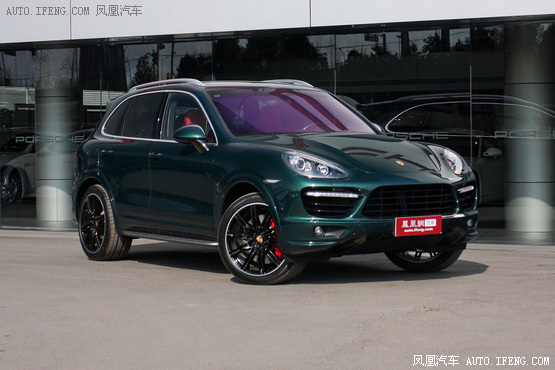2013款 保时捷Cayenne Turbo S
