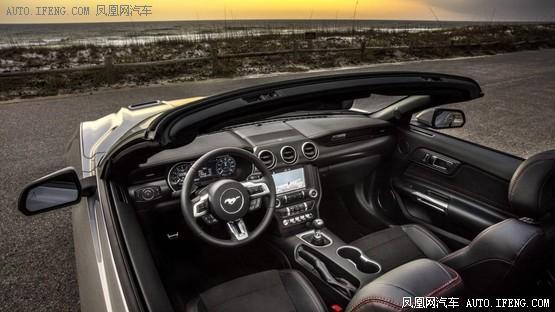 福特野马GT 2019加州特别版官图曝光