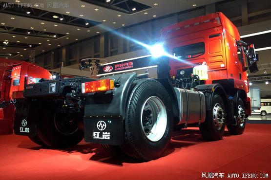 红岩杰卡亮相重庆车展 将于9月上市高清图片