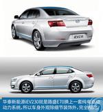 2016款 华泰新能源 iEV230 尊贵型