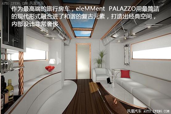 奢华宫殿 价值2千万双层房车