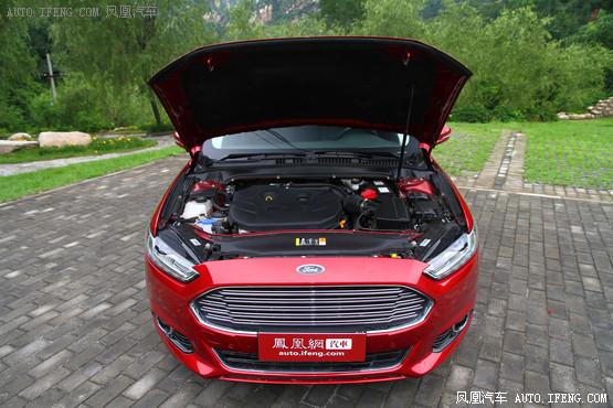 福特EcoBoost 2.0T发动机应用广泛,图示长安福特蒙迪欧-黄金动力 高清图片