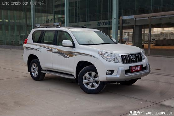 丰田普拉多直降5万 欲购从速 现车销售