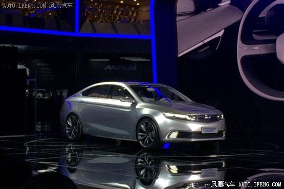 据悉,新一代帝豪的内部代号fe-5,通过实车来看,新一代帝豪前高清图片