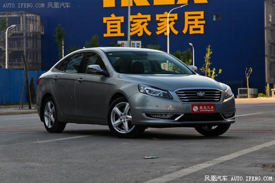 奔腾B70自动时尚优惠2.2万元 现车销售